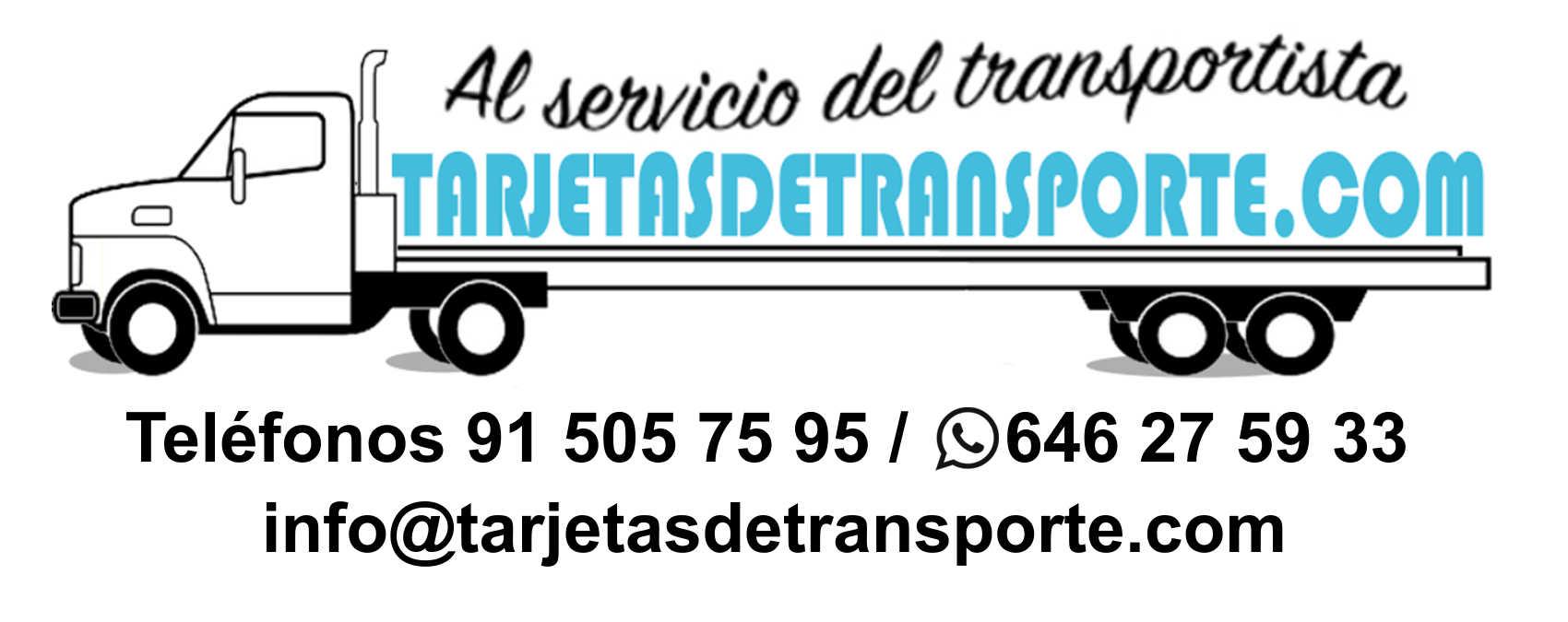 Contacto Tarjetas de Transporte